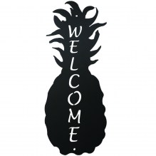 Pineapple Welcome Sign 526