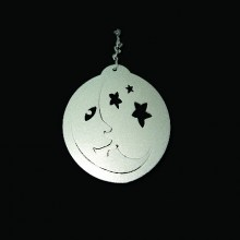 Moon and Stars windcatcher