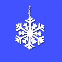 Snowflake windcatcher